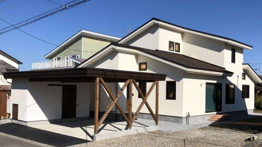 東川町 G様邸